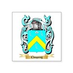 Chopping Square Sticker 3