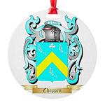 Choppen Round Ornament