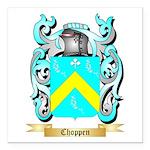 Choppen Square Car Magnet 3