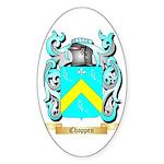 Choppen Sticker (Oval 50 pk)