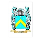 Choppen Postcards (Package of 8)