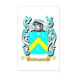 Choppen Mini Poster Print