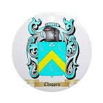 Choppen Ornament (Round)
