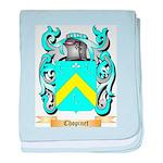 Chopinet baby blanket