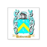 Chopinet Square Sticker 3