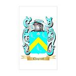 Chopinet Sticker (Rectangle)