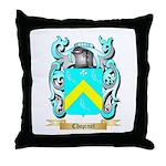 Chopinet Throw Pillow