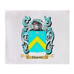 Chopinet Throw Blanket