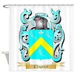 Chopinet Shower Curtain