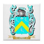 Chopinet Tile Coaster