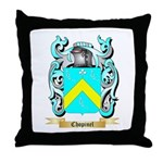 Chopinel Throw Pillow