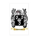 Chonneaux Sticker (Rectangle)