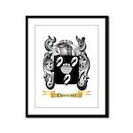 Chonneaux Framed Panel Print