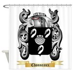 Chonneaux Shower Curtain