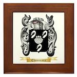 Chonneaux Framed Tile