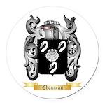 Chonneau Round Car Magnet