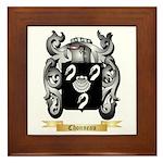 Chonneau Framed Tile