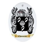 Chonneau Ornament (Oval)