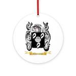 Chonneau Ornament (Round)