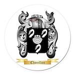 Chonillon Round Car Magnet