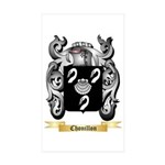 Chonillon Sticker (Rectangle 10 pk)