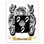 Chonillon Small Poster