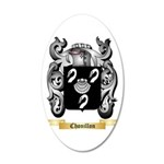 Chonillon 20x12 Oval Wall Decal