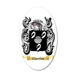 Chonillon 35x21 Oval Wall Decal