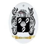 Chonillon Ornament (Oval)