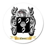 Chonez Round Car Magnet