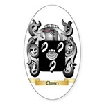 Chonez Sticker (Oval 50 pk)