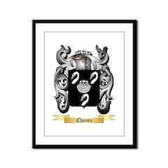 Chonez Framed Panel Print