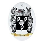 Chonez Ornament (Oval)