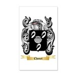 Chonet 20x12 Wall Decal