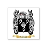 Choneau Square Sticker 3