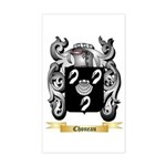 Choneau Sticker (Rectangle)