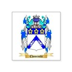 Chominski Square Sticker 3