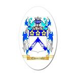 Chominski 35x21 Oval Wall Decal