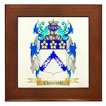 Chominski Framed Tile