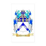 Chomicki Sticker (Rectangle 50 pk)