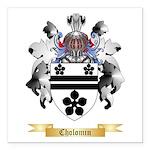 Cholomin Square Car Magnet 3