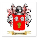 Cholmondeley Square Car Magnet 3
