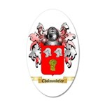 Cholmondeley 35x21 Oval Wall Decal