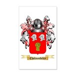 Cholmondeley 35x21 Wall Decal