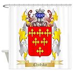 Chodzko Shower Curtain