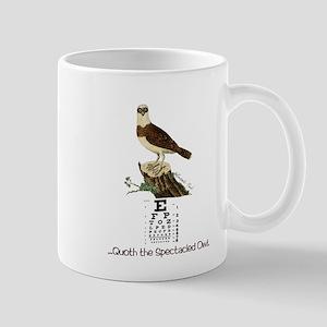 Spectacled Owl Mug