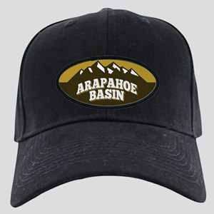 Arapahoe Basin Tan Black Cap