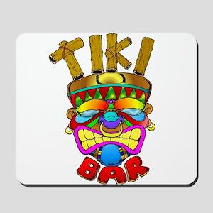 Tiki Bar God Mousepad