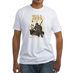 1944 Soldier Fitted T-shirt (Made in the