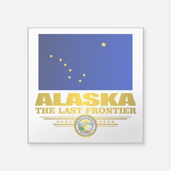 Alaska Pride Sticker